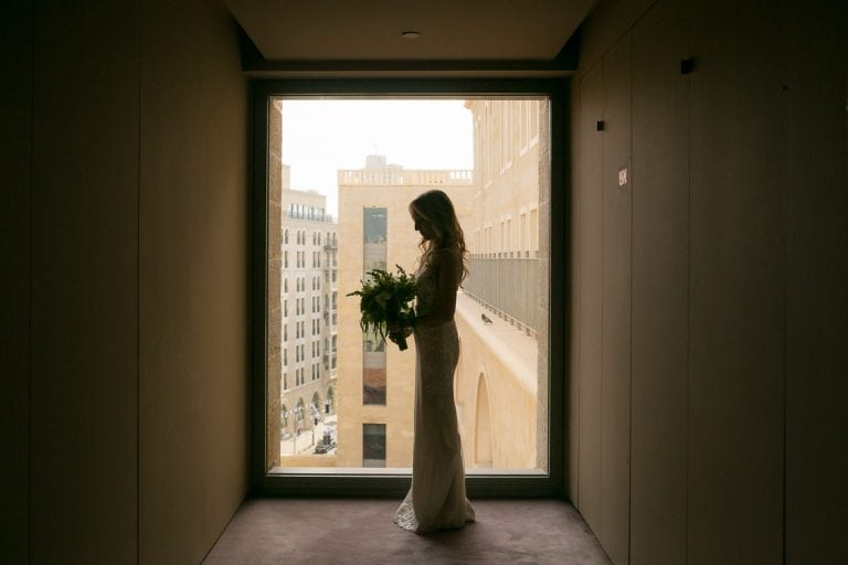 Wedding at the Mamilla Hotel